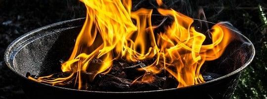 Grilling og brannfare – noen råd og tips