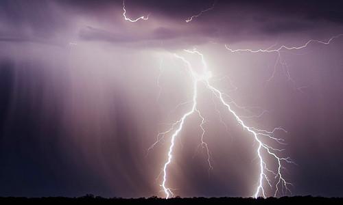 Hvordan sikre boligen mot lyn, flom og storm