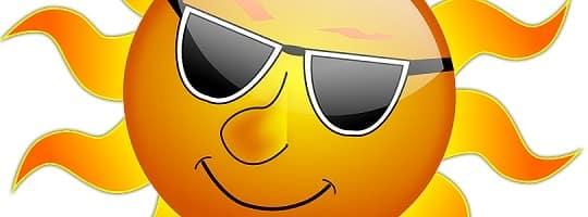 Heteslag, solstikk og overoppheting