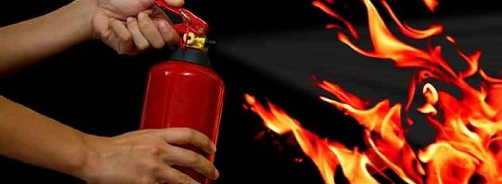 Hva er beste brannslukningsapparat? Skum, pulver eller CO2?