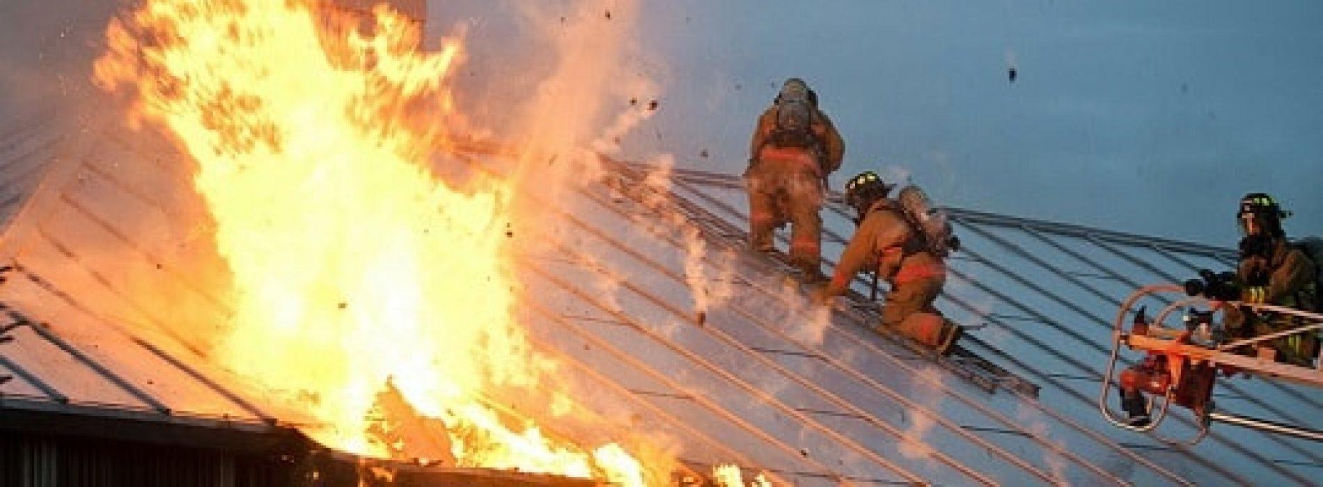 Slik gjennomfører du brannøvelse hjemme