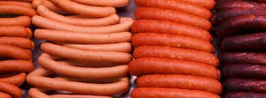 Nitrat og nitritt fra kjøtt, grønnsaker og vann kan gi kreft